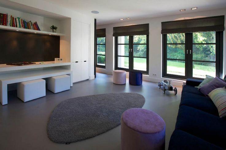 Designa Interieur & Architectuur - Verbouwing villa Hilversum  -Van Woonvilla naar Droomvilla