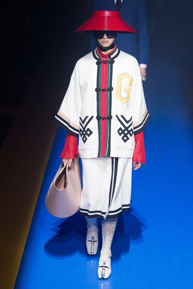 Gucci | Ready-to-Wear - Spring 2018 | Look 43