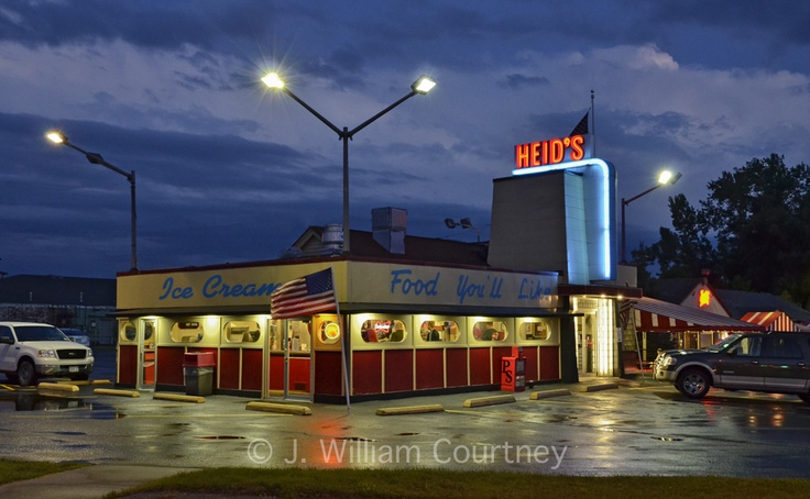 Heid's of Liverpool, NY - best hot dogs and conies imaginable. brings back summer memories...