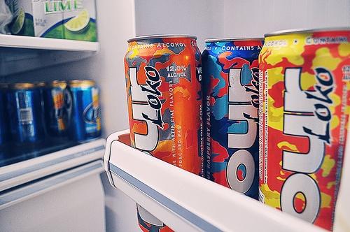 I wanna try four loko tho!