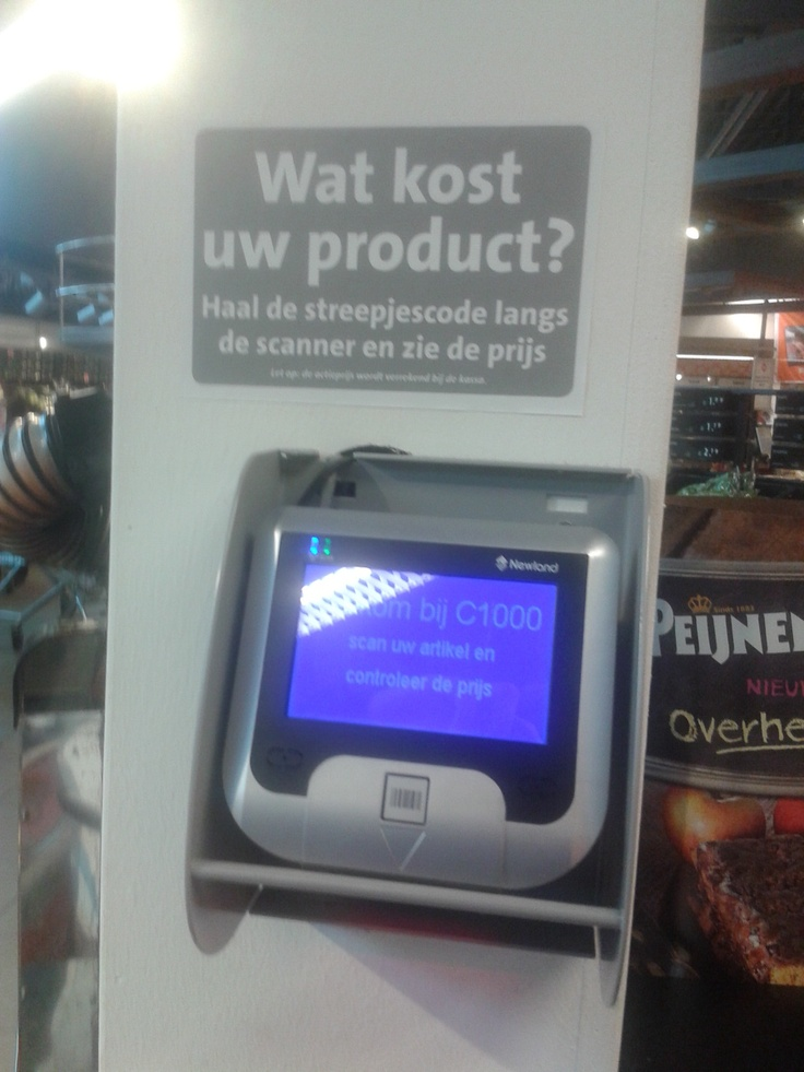 wat kost uw product?