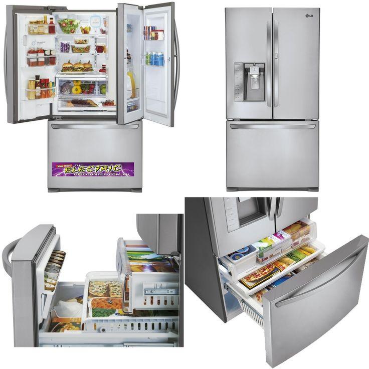 lg french door refrigerator freezer. the lg french door fridge-freezer we want | kitchen planner pinterest planner, doors and kitchens lg refrigerator freezer