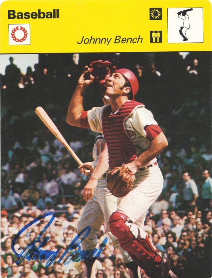 1000 Images About Johnny Bench On Pinterest Museums Cincinnati Reds Baseball And Cast Your Vote