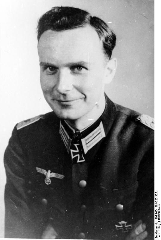 Axel Freiherr von dem Bussche-Streithorst, a German nobleman, Army officer and member of the German resistance during World War II. After seeing the SS massacre civilians, he turned against Hitler and tried to assassinate him multiple times using a modified landmine. He never got the chance though, and was never discovered despite his ties to Claus von Stauffenberg.