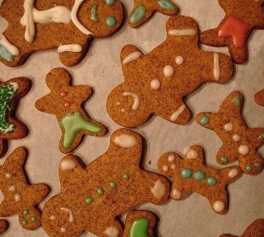 ... Pistachio, Raspberry and White Chocolate Biscotti, Gingerbread