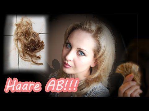 Neue Frisur, ich schneide mir die Haare ab :-o – YouTube