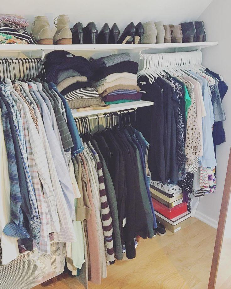 Best 25+ Open Closets Ideas On Pinterest