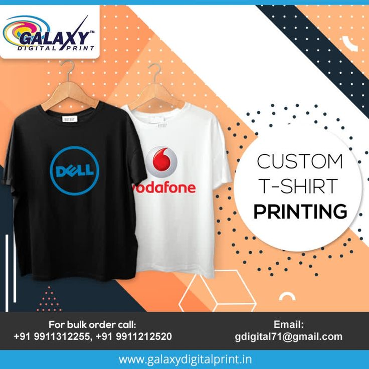 Custom T-shirt printing for Brand Building.  For bulk orders contact us at gdigital71@gmail.com  #custommade #customized #customdesign #customorder #happycustomer #digitalArt #abstractdigitalism #GalaxyDigital #Branding #CustomPrinting