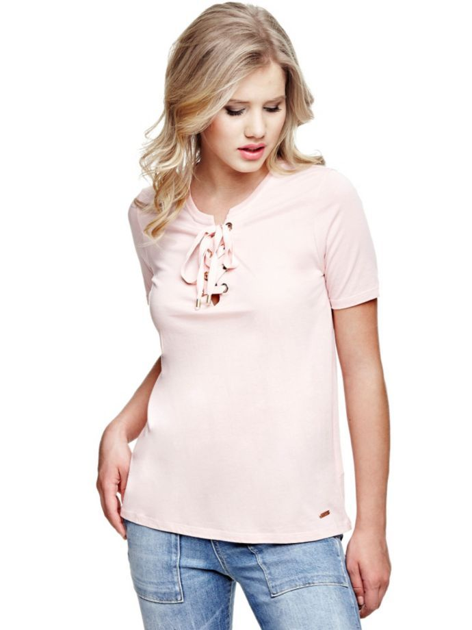 EUR45.90$  Watch here - http://viivs.justgood.pw/vig/item.php?t=qfj7k6i33893 - TOP WITH CORSET DETAIL EUR45.90$