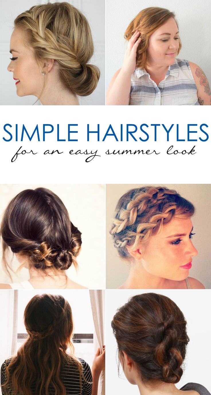 40 best quick hairstyles images on pinterest   quick hairstyles