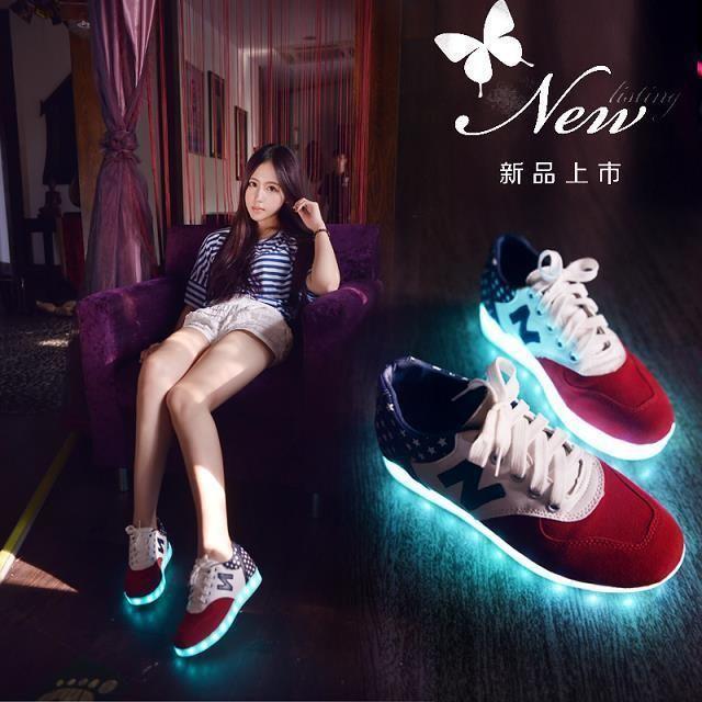 New Led Shoes