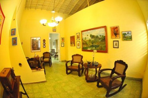 Villa Clara best colonial house by tropicalcubanholiday.com Tropical Cuban Holiday, Vintage Vacation