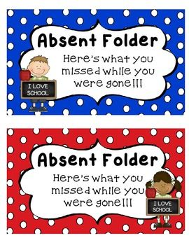This is an awesome way for students to see/get what they have missed when they are absent.  This can help with students' responsibility.