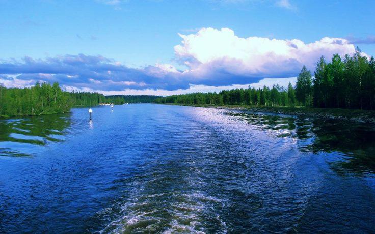 Lappeenranta, Saimaa  canal