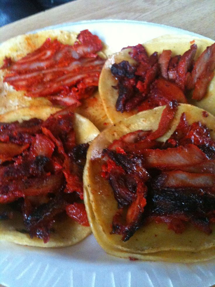 TACOS DE TROMPO....  I WOULD KILL FOR SOME OF THESE!  :)