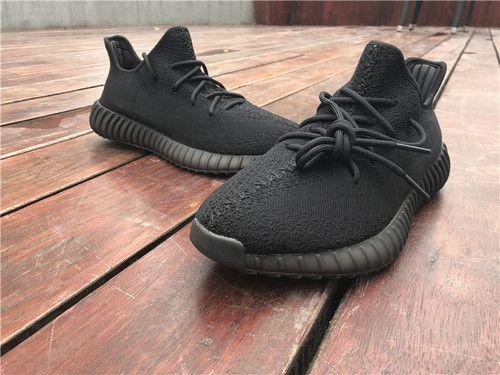 Adidas Yeezy 350 Boost V2 All Black