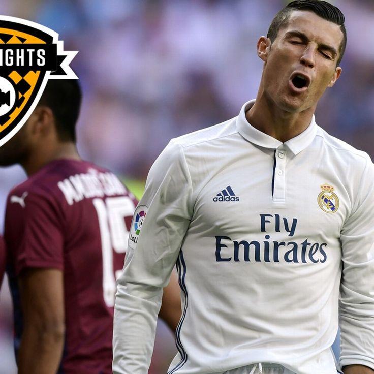 Highlights: Real Madrid 1-1 Eibar