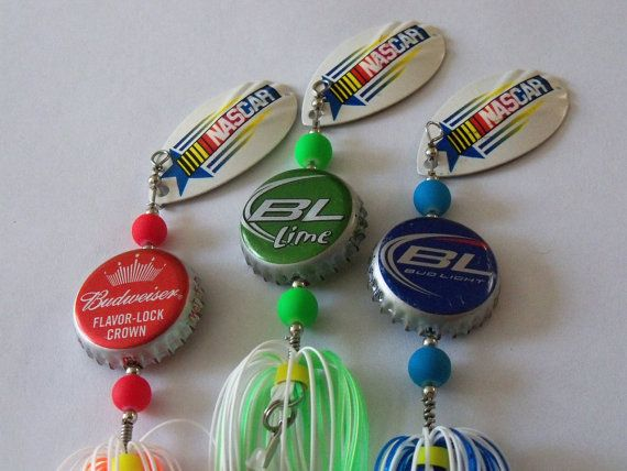 24 best images about cool lures on pinterest coins for Cool fishing gifts