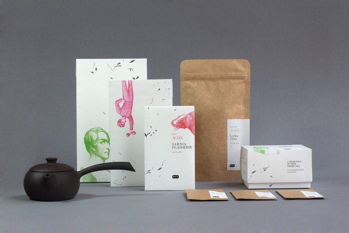 P & T - Paper & Tea