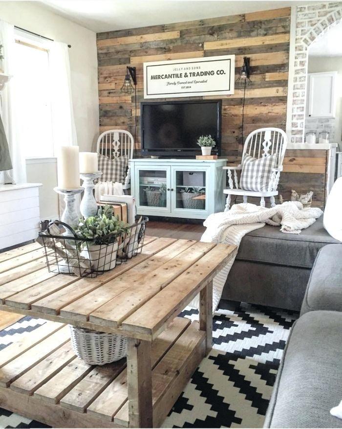 Rustikales Themed Wohnzimmer Einrichtung Pinterest Living room