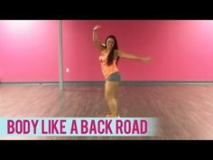 (34) Sam Hunt - Body Like A Back Road (Dance Fitness with Jessica) - YouTube