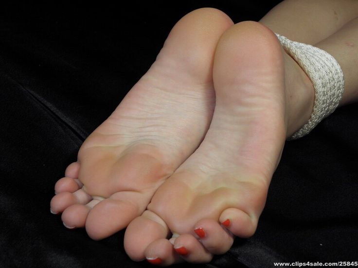 Bondage Toes 101
