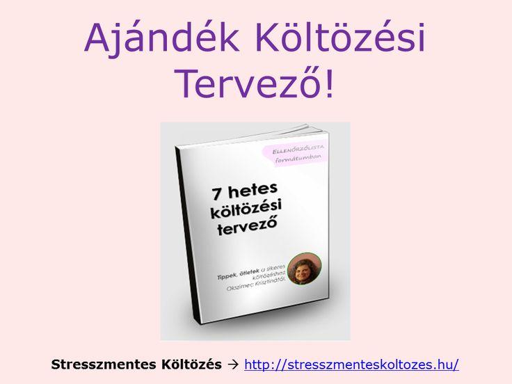 Megjelent az INGYENES költözési tervező! Itt tudod letölteni >>> http://stresszmenteskoltozes.hu/ajandek-tervezo/