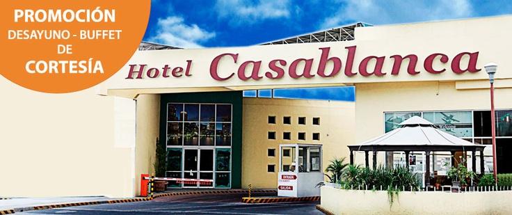 HOTEL CASABLANCA QUERÉTARO: http://www.hotelcasablanca.mx/