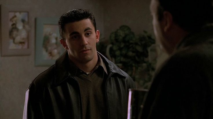 The Sopranos: Season 3, Episode 10 To Save Us All from Satan's Power (29 Apr. 2001) Jason Cerbone , Jackie Aprile Jr.