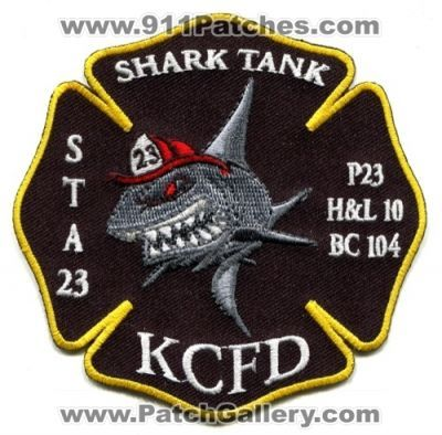 Kansas City Fire Department Station 23