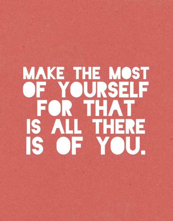 make the most of yourself...: Fresh Air, Clearance Emerson, Emerson 8X10