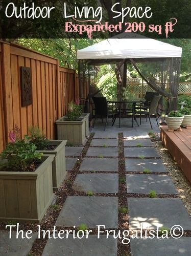 Outdoor Living Space Expansion
