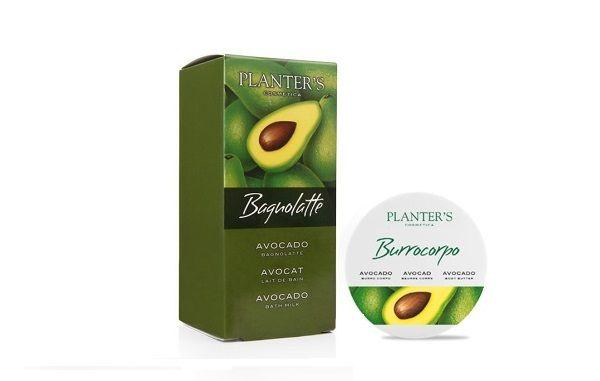 Planter's - zestaw do pielęgnacji ciała z olejem z avokado.