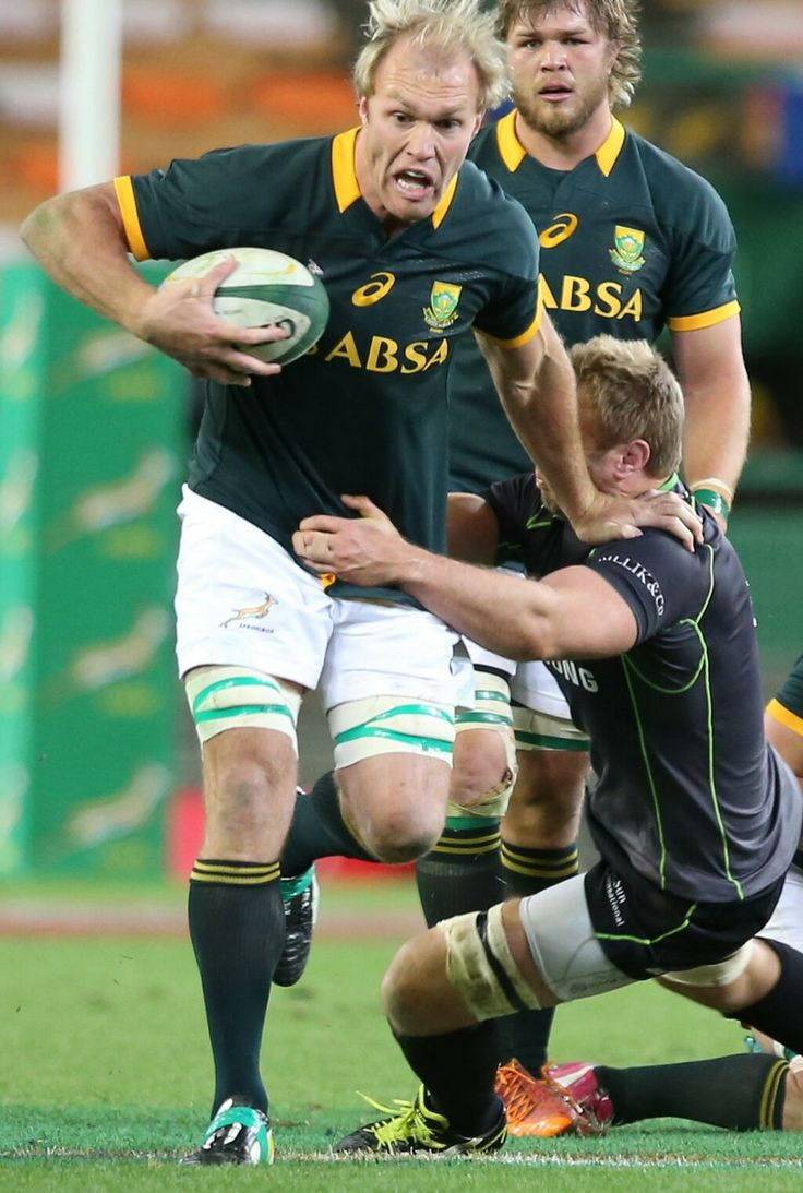 Wasn't it great seeing Schalk Burger back in Green & Gold...? And all the more special at DHL Newlands! #rugby