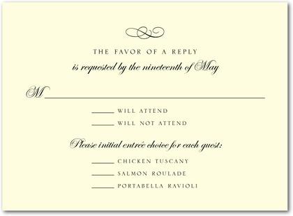 Best 25 Wedding response cards ideas on Pinterest