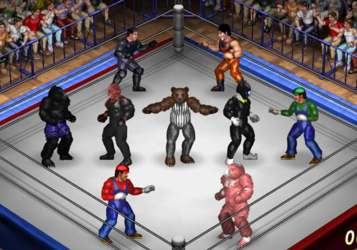 Steam's latest hit is a wrestling game that already has nearly 2000 custom characters