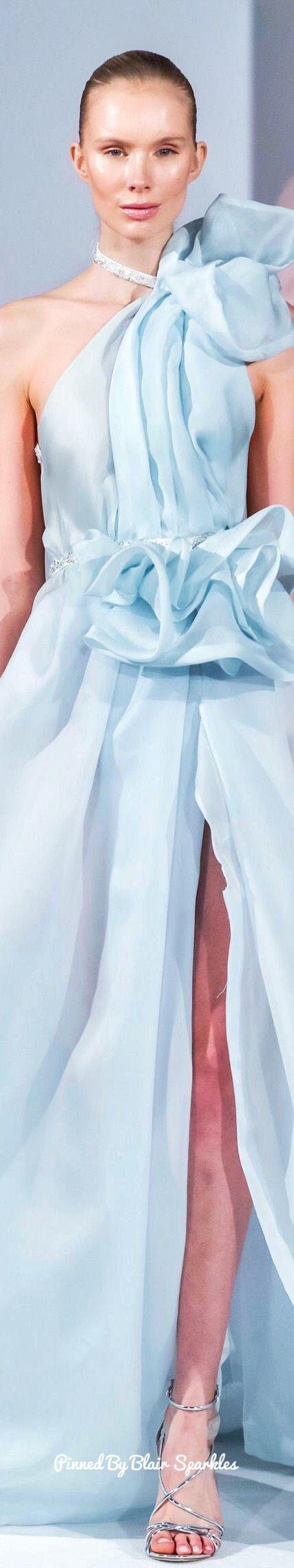 Celia Kritharioti Spring Couture 2017♕♚εїз   BLAIR SPARKLES  