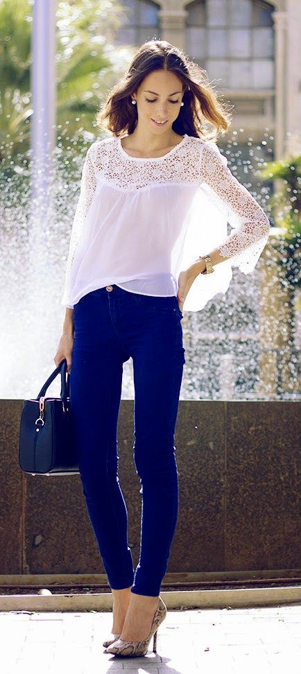 Charming Blouse by Sweet Freckles