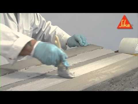 Sikadur Combiflex – Benzi pentru etansarea rosturilor si fisurilor solicitate hidrostatic. | SIKA