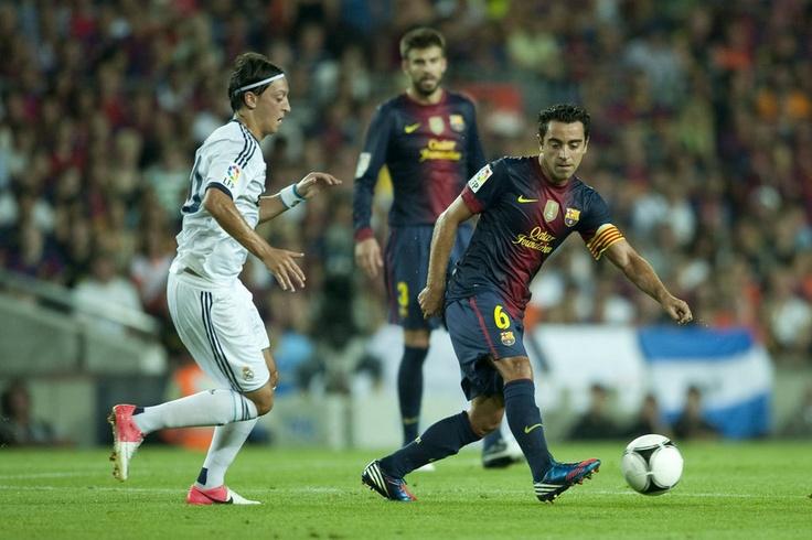 Supercopa de España FC Barcelona - Real Madrid 23/08/2012 #fcblife #fcbarcelona #realmadrid