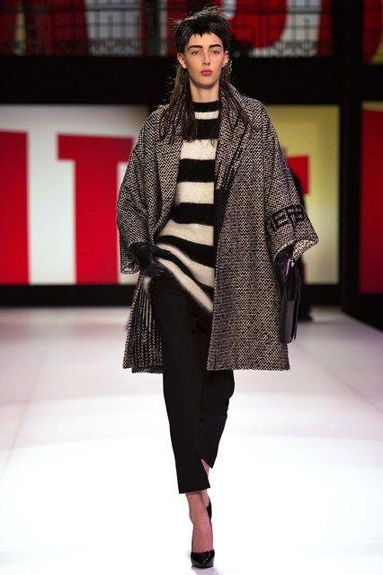 Jean Paul Gaultier - www.vogue.co.uk/fashion/autumn-winter-2013/ready-to-wear/jean-paul-gaultier/full-length-photos/gallery/948210