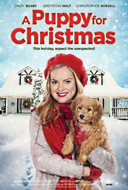 Watch A Puppy for Christmas (2016) Full Movie Online Free