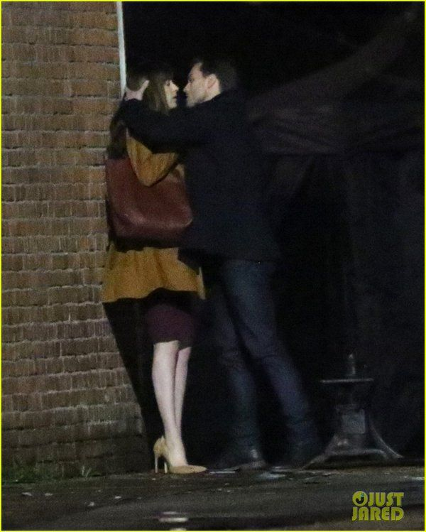 610 best fifty shades images on pinterest 50 shades fifty dakota johnson jamie dornan filming the fifty shades gallery scene fandeluxe Choice Image