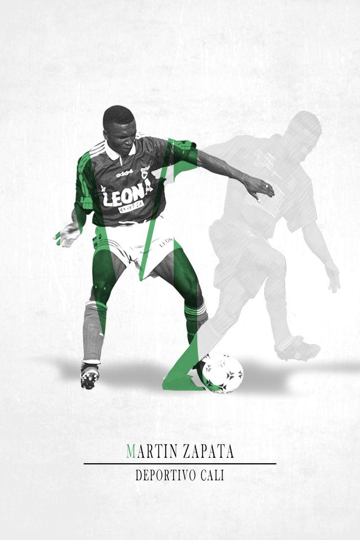 Martin Zapata - Deportivo Cali