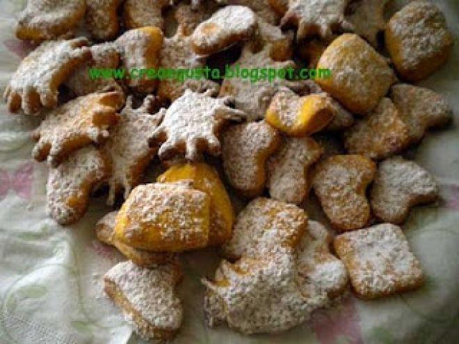 Biscotti vegani alla carota