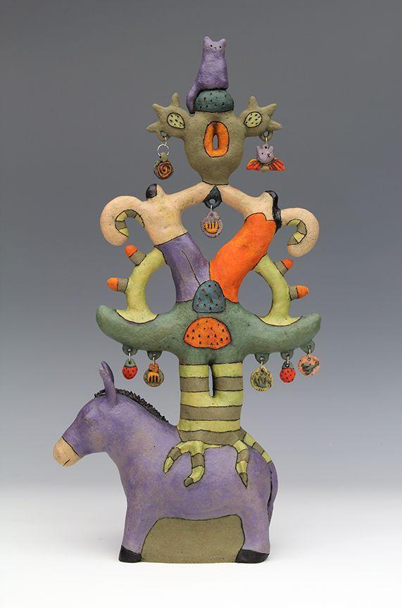 Donkey Tree of Life,  www.saraswink.com