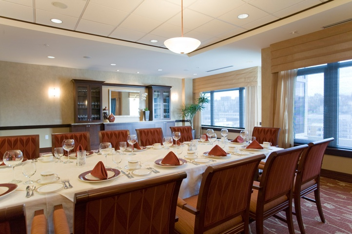 private dining room mirabella in seattle pinterest