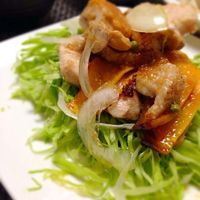 Eレシピのやつ。 実山椒が爽やかな辛味で美味しい - 59件のもぐもぐ - 焼きチキンマリネ by Megumi Goto