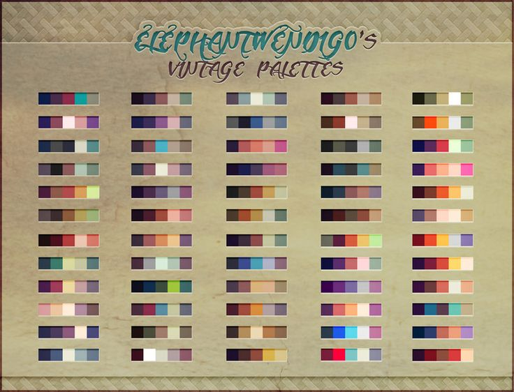 81 best palettes images on pinterest colour palettes. Black Bedroom Furniture Sets. Home Design Ideas