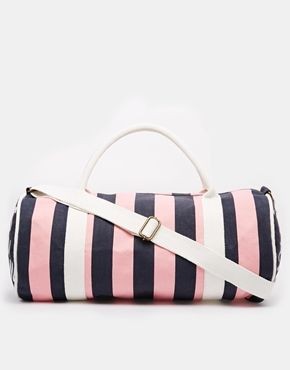 Enlarge Jack Wills Gym Bag in Pink